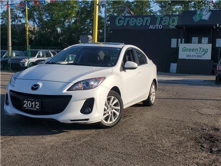 2012 Mazda Mazda3 GS-SKY (Stk: 5594) in Mississauga - Image 1 of 30
