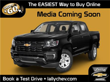 2021 Chevrolet Colorado LT (Stk: CO00736) in Tilbury - Image 1 of 10