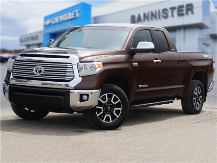 2014 Toyota Tundra Limited 5.7L V8 (Stk: P21-155) in Edson - Image 1 of 16