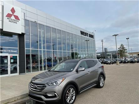 2017 Hyundai Santa Fe Sport 2.0T Limited (Stk: 23051A) in Edmonton - Image 1 of 30