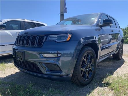 2021 Jeep Grand Cherokee Limited (Stk: 701511) in Orillia - Image 1 of 6