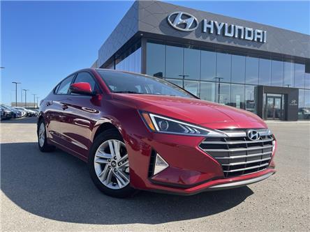 2020 Hyundai Elantra Preferred w/Sun & Safety Package (Stk: 40207A) in Saskatoon - Image 1 of 23