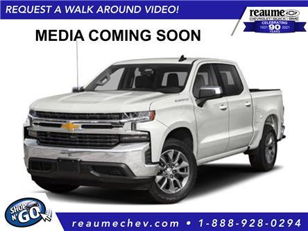 2021 Chevrolet Silverado 1500 RST (Stk: 21-0658) in LaSalle - Image 1 of 10