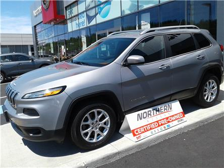 2015 Jeep Cherokee North (Stk: 11681A) in Sudbury - Image 1 of 11