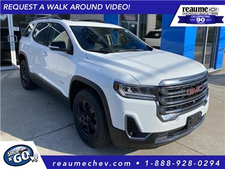 2021 GMC Acadia AT4 (Stk: 21-0568) in LaSalle - Image 1 of 20