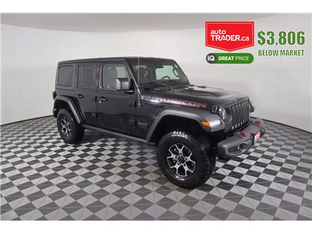2019 Jeep Wrangler Unlimited Rubicon (Stk: 21-119A) in Huntsville - Image 1 of 29