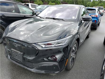 2021 Ford Mustang Mach-E Premium (Stk: 21ME3706) in Vancouver - Image 1 of 2