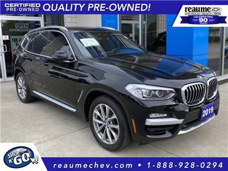 2019 BMW X3 xDrive30i (Stk: P-4607) in LaSalle - Image 1 of 18