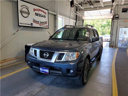 2019 Nissan Frontier PRO-4X (Stk: -P0952) in Owen Sound - Image 1 of 13