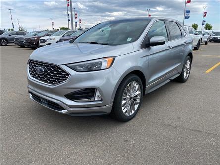 2021 Ford Edge Titanium (Stk: M-1318) in Calgary - Image 1 of 6