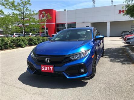 2017 Honda Civic Sport (Stk: 29209A) in Ottawa - Image 1 of 18