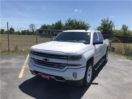 2018 Chevrolet Silverado 1500 1LZ (Stk: 00682AA) in Tilbury - Image 1 of 20