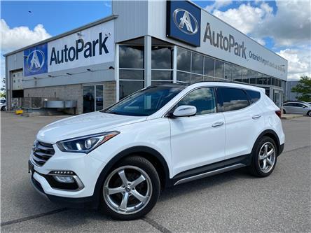2018 Hyundai Santa Fe Sport 2.0T Ultimate (Stk: 18-24810JB) in Barrie - Image 1 of 36