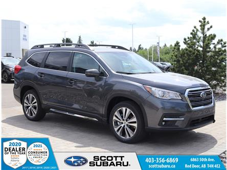 2021 Subaru Ascent Limited (Stk: 448130) in Red Deer - Image 1 of 33