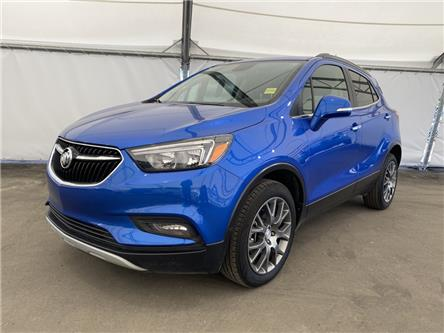2017 Buick Encore Sport Touring (Stk: 174209) in AIRDRIE - Image 1 of 19
