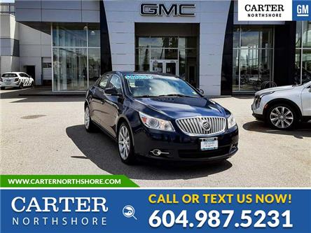 2010 Buick LaCrosse CXS (Stk: 975570) in North Vancouver - Image 1 of 29