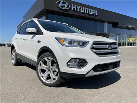 2018 Ford Escape Titanium (Stk: 40488A) in Saskatoon - Image 1 of 23