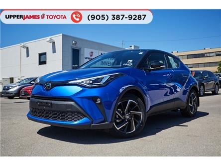 2021 Toyota C-HR Limited (Stk: 210424) in Hamilton - Image 1 of 20