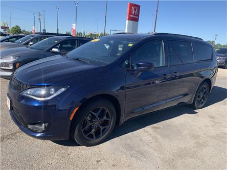 2018 Chrysler Pacifica Touring-L Plus (Stk: H1832A) in Steinbach - Image 1 of 21