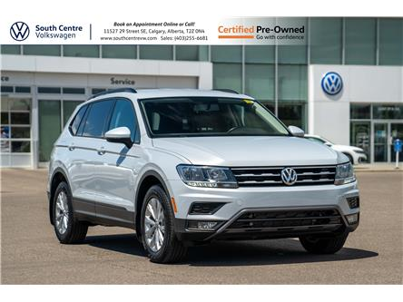 2018 Volkswagen Tiguan Trendline (Stk: 10116A) in Calgary - Image 1 of 36