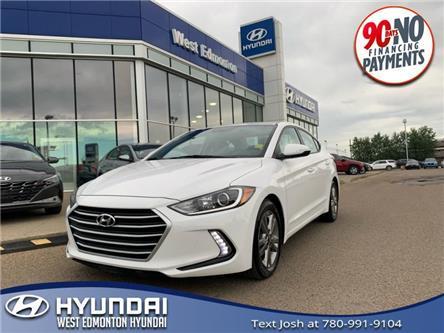 2018 Hyundai Elantra  (Stk: 4098B) in Edmonton - Image 1 of 13
