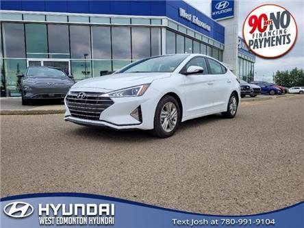 2020 Hyundai Elantra Preferred (Stk: E5697) in Edmonton - Image 1 of 19