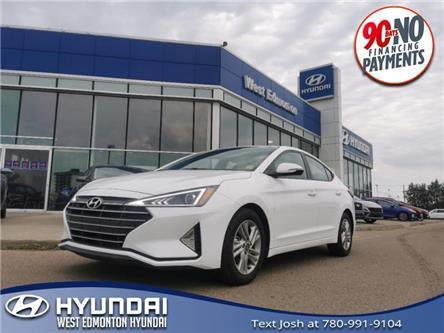 2020 Hyundai Elantra Preferred (Stk: E5696) in Edmonton - Image 1 of 20
