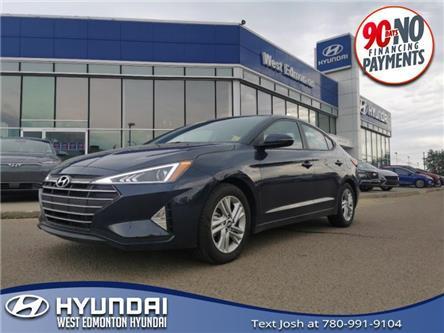 2020 Hyundai Elantra Preferred (Stk: E5694) in Edmonton - Image 1 of 20