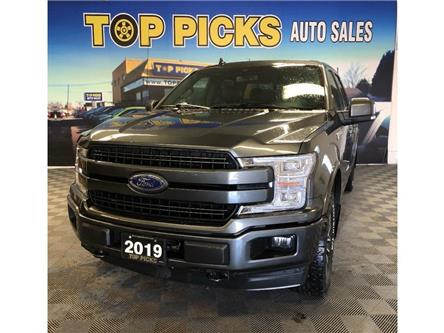 2019 Ford F-150 Lariat (Stk: C92667) in NORTH BAY - Image 1 of 30