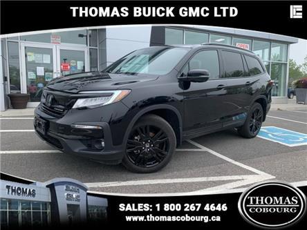 2019 Honda Pilot Black Edition (Stk: UT08383) in Cobourg - Image 1 of 29