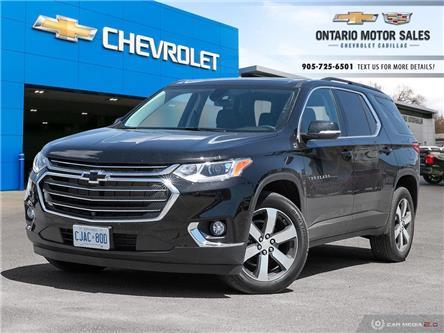 2021 Chevrolet Traverse LT True North (Stk: T1176254) in Oshawa - Image 1 of 18