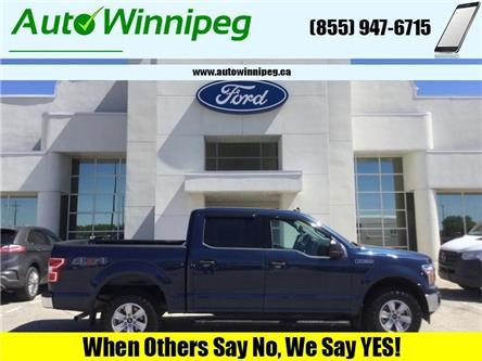 2020 Ford F-150 XLT (Stk: 21150A) in Winnipeg - Image 1 of 14
