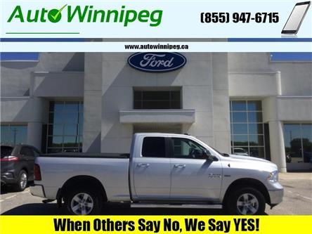 2016 RAM 1500 SLT (Stk: 21175A) in Winnipeg - Image 1 of 14