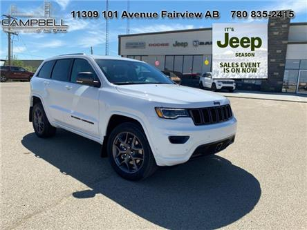 2021 Jeep Grand Cherokee Limited (Stk: 10761) in Fairview - Image 1 of 19