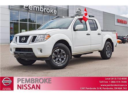 2018 Nissan Frontier PRO-4X (Stk: P233) in Pembroke - Image 1 of 30