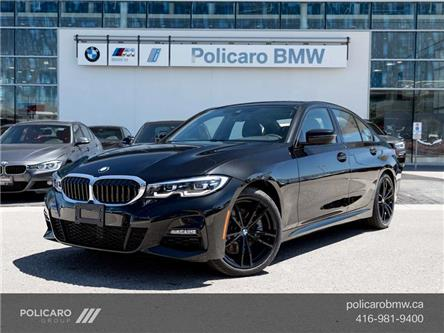2021 BMW 330i xDrive (Stk: 1B52618) in Brampton - Image 1 of 20