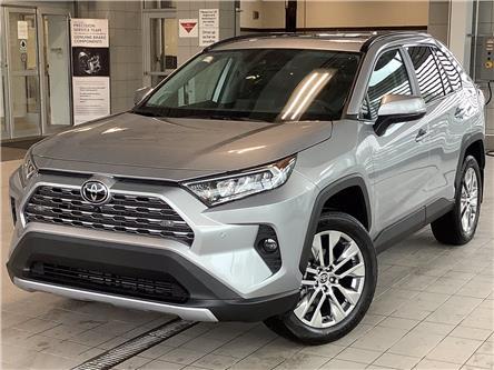 2021 Toyota RAV4 Limited (Stk: 22925) in Kingston - Image 1 of 30