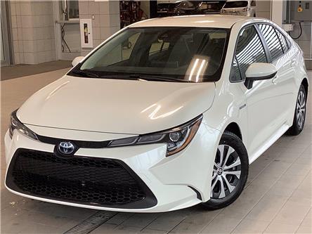 2021 Toyota Corolla Hybrid Base w/Li Battery (Stk: 22982) in Kingston - Image 1 of 26