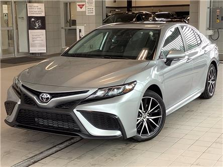 2021 Toyota Camry SE (Stk: 22960) in Kingston - Image 1 of 27