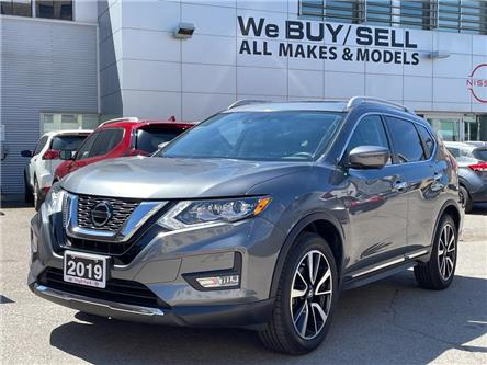 2019 Nissan Rogue SL (Stk: HP459A) in Toronto - Image 1 of 24