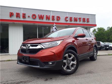 2018 Honda CR-V EX (Stk: 11294A) in Brockville - Image 1 of 30