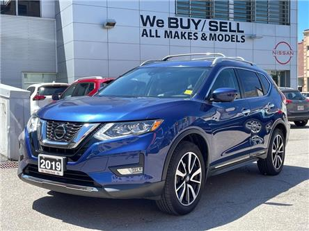 2019 Nissan Rogue SL (Stk: HP304A) in Toronto - Image 1 of 23