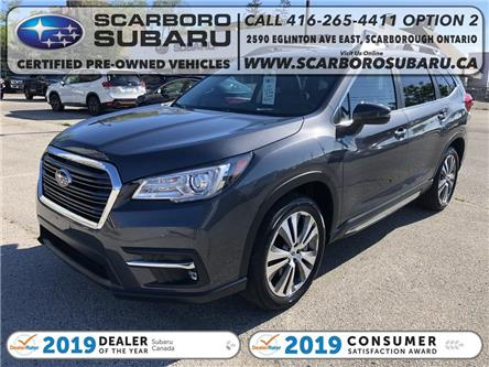 2020 Subaru Ascent Limited (Stk: L3424006) in Scarborough - Image 1 of 21