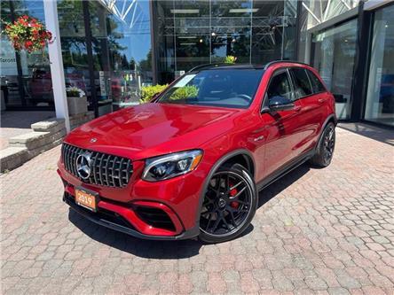 2019 Mercedes-Benz AMG GLC 63 S (Stk: P7718) in Toronto - Image 1 of 22