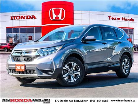 2018 Honda CR-V LX (Stk: 3896) in Milton - Image 1 of 26