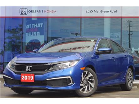 2019 Honda Civic EX (Stk: 16-210105A) in Orléans - Image 1 of 26