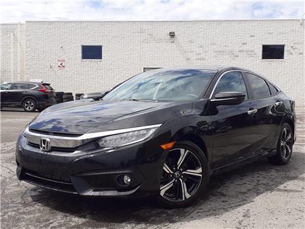 2017 Honda Civic Touring (Stk: 17-P6227) in Ottawa - Image 1 of 14