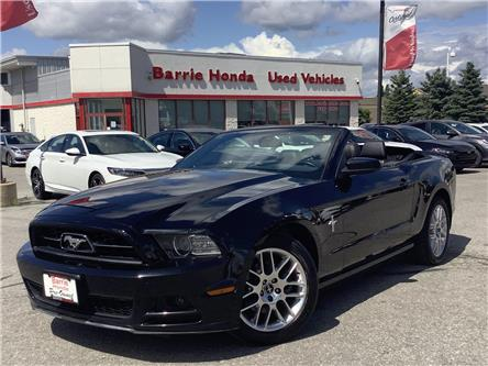 2014 Ford Mustang V6 Premium (Stk: 11-U14551) in Barrie - Image 1 of 20