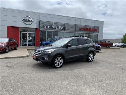 2019 Ford Escape Titanium (Stk: 21-265A) in Smiths Falls - Image 1 of 15