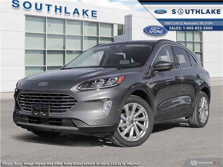 2021 Ford Escape Titanium Hybrid (Stk: 32322) in Newmarket - Image 1 of 23